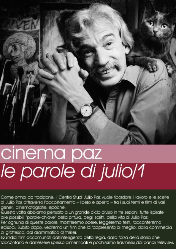 CINEMA PAZ le parole di Julio_1.indd