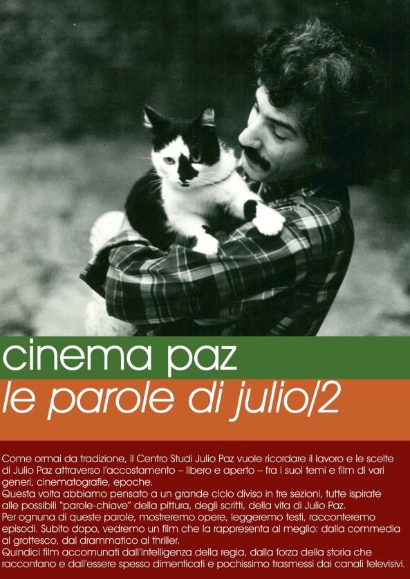 CINEMA PAZ le parole di Julio_2.indd